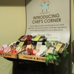 Chef's Corner Range
